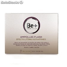Be+ ampollas flash efecto lifting 5 unidades de 2 ml