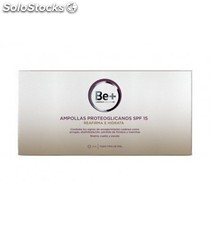 Be+ ampollas proteoglicanos spf 15 30x2ml
