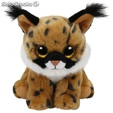 Beanie Boos Ty. Peluche lince