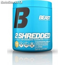 Beast sports - 2 shredded / 45 Servicio