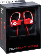 Beats Powerbeats 2 Wireless rojo
