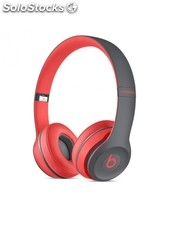Beats Solo2 Wireless Headphones Active Collection - Red