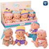Bebe cute baby 20 cm expositor 8 pcs