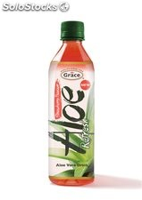 Bebida aloe refresh fresa 12x500ml