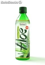 Bebida aloe refresh grace 12x500ml