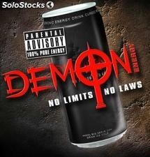Bebida energizante Demon energy drink