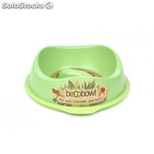Beco Bowl Slow Feed L (28,5 cm - 1,50 l) Verde