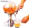 Beer balloon dispensador y enfriador de bebidas
