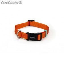 Beeztees New Nylon Collar Naranja 20-30 x10mm