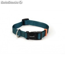 Beeztees New Nylon Collar Verde 48-70 x25mm