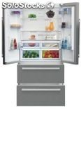 Beko GNE60521X side by side 4 puertas inox no frost a+