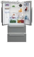 Beko GNE60530DX side by side 4 puertas inox no frost a++ dispensador