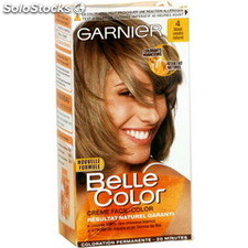 Belle Color Bcolor Blond Cendre N04 X2