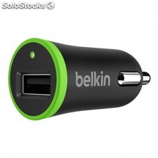 Belkin - Car Charger, 1A Auto Negro cargador de dispositivo móvil