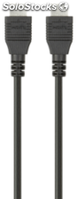 Belkin HDMI cable Ethernet 1,0 m negro