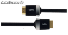 Belkin High Seed HDMI cable con Ethernet 3m negro AV10150bf3M
