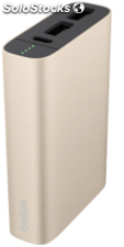 Belkin mixit Metallic Power Pack gold, 6600 mAh F8M989btGLD