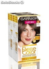 Belle color chatain N22 X2