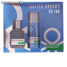 Benetton united dreams man GO far lote 2 pz