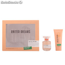 Benetton united dreams stay positive lote 2 pz