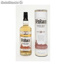 Benriach single malt whisky 12 yo // whisky escocés
