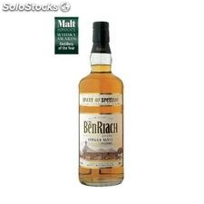 Benriach single malt whisky heart of speyside // whisky escocés