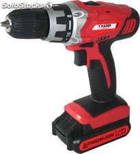 Berbequim Mader Power Tools - sem fios - 14,4V C/2 baterias de litio