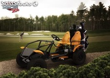 Berg e-gran tour golf