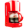 Bestron Cafetera Hot Red 1080 w ACM300HR