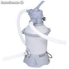 Bestway 58397, sand filter, gris, 220 - 240, caja a todo color