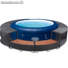 Bestway Jacuzzi hinchable Lazy-z-Spa 196x61 cm 14294