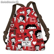 Betty boop Saco Strap Rouge