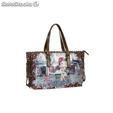 Betty boop Tote Bag 52 Cafe