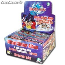 Beyblade pack 2 mini peonzas