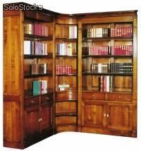 biblioth que d 39 angle modulable marion. Black Bedroom Furniture Sets. Home Design Ideas