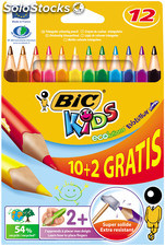Bic 10+2CRAY. Coul.triangl