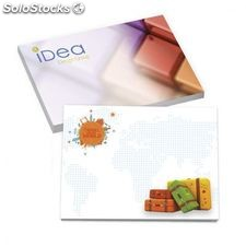 Bic® 101 mm x 75 mm 100 hojas adhesive notepads