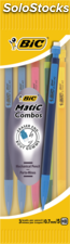 Bic 5 p.mines combos 0.7 mm
