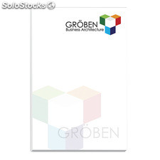 BIC® 50 mm x 75 mm 50 Hojas Adhesive Notepads blanco