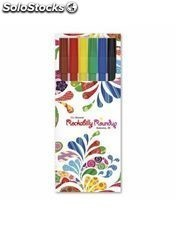Bic® kids visa britepix set of 6 felt pens