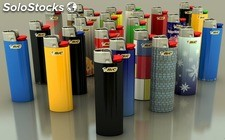 Bic Lighters J25/ J26 MAxi Classic