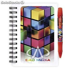 BIC® Notebooks Plastic Cover britePix Grand