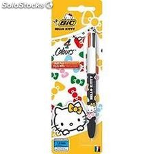 Bic stylo 4 coul. Hello kitty
