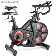 Bicicleta Ciclismo Indoor Airmag BH Fitness
