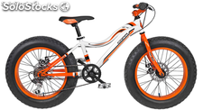 "Bicicleta Coppi 20"" Fat Bike"