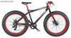 "Bicicleta Coppi 26"" Fat Bike Aluminio"