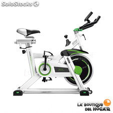 Bicicleta de Spinning profissional Cecotec Spin extrema