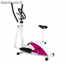 Bicicleta Estática y Eliptica Cross Trainer MP 8kg