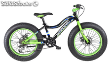 "Bicicleta Girardengo 20"" Fat Bike"