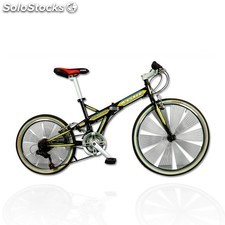 Bicicleta plegable Plus 26